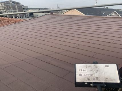 カラーベスト屋根を再塗装するとき気を付ける点